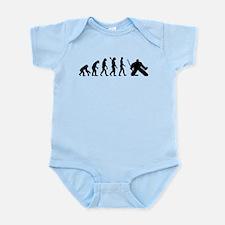 Evolution hockey goalie Infant Bodysuit