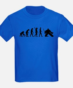 Evolution hockey goalie T