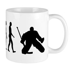 Evolution hockey goalie Mug