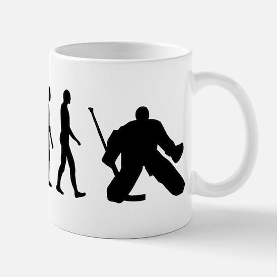 Evolution hockey goalie Mug