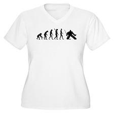 Evolution hockey goalie T-Shirt