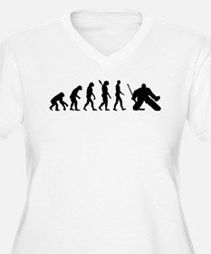 Evolution hockey goalie T-Shirt