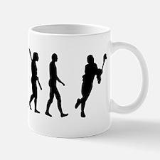 Evolution Lacrosse Mug