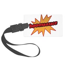 Boomsauce - Explosion Luggage Tag
