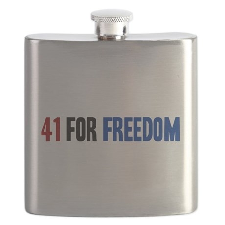 41 for Freedom Flask
