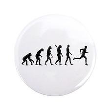 """Evolution running marathon 3.5"""" Button (100 pack)"""