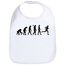 Evolution running marathon Bib