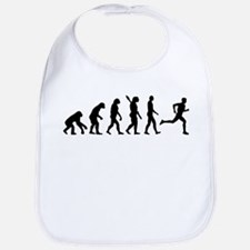 Evolution running marathon Bib