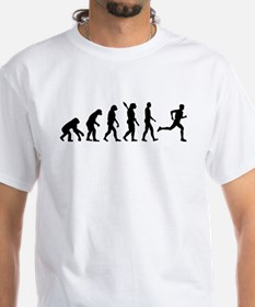 Evolution running marathon Shirt