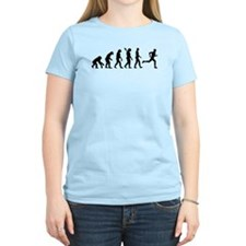 Evolution running marathon T-Shirt