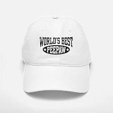 World's Best PeePaw Baseball Baseball Cap