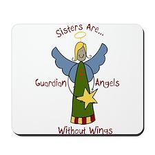 Sister Angel Mousepad