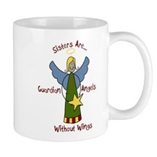 Sister Angel Mug
