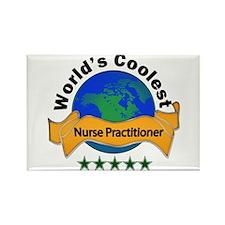 Cute Registered nurse Rectangle Magnet (100 pack)
