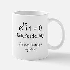 Beautiful Eulers Identity Mug