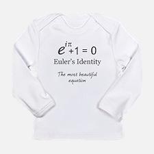Beautiful Eulers Identity Long Sleeve Infant T-Shi
