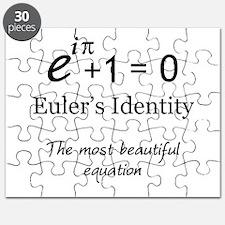 Beautiful Eulers Identity Puzzle