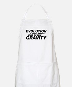 Evolution Just a Theory Apron