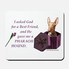 Pharaoh Hound Mousepad