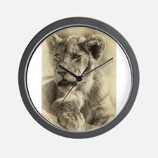 The Pose Wall Clock