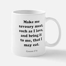 Genesis 27:4 Mug