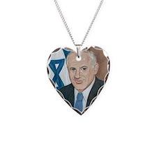 Bibi Netanyahu Necklace