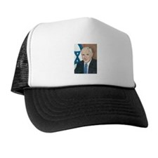 Bibi Netanyahu Trucker Hat