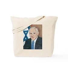 Bibi Netanyahu Tote Bag