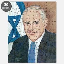 Bibi Netanyahu Puzzle