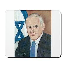 Bibi Netanyahu Mousepad