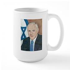 Bibi Netanyahu Coffee Mug