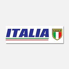 Italia Car Magnet 10 x 3