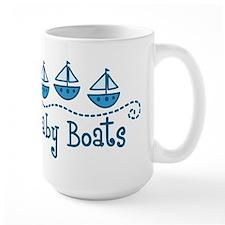 Baby Boats Mug