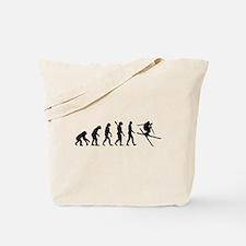 Evolution Ski Tote Bag