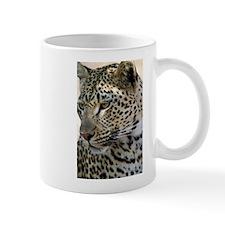 Leopard Profile Mug