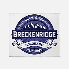 Breckenridge Midnight Throw Blanket