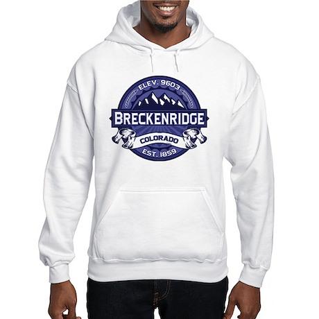 Breckenridge Midnight Hooded Sweatshirt