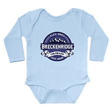Breckenridge Midnight Long Sleeve Infant Bodysuit