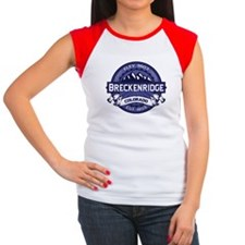 Breckenridge Midnight Women's Cap Sleeve T-Shirt