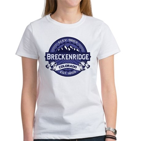 Breckenridge Midnight Women's T-Shirt