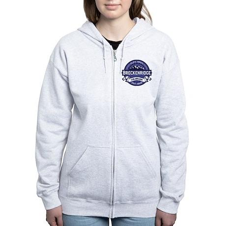 Breckenridge Midnight Women's Zip Hoodie