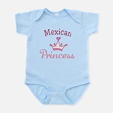 Mexican Princess Infant Bodysuit
