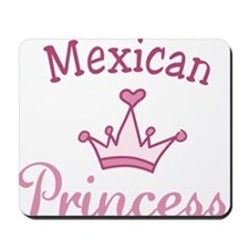 Mexican Princess Mousepad