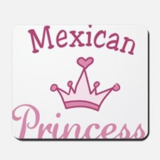 Mexican Princess Mousepad