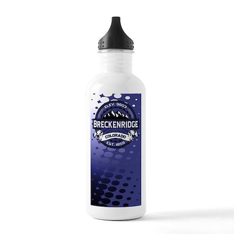 Breckenridge Midnight Stainless Water Bottle 1.0L