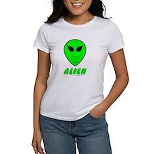 Unique Alien pictures Tee