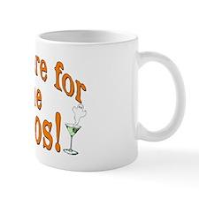 Here for the Boos Mug