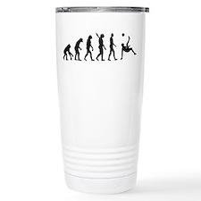 Evolution soccer Travel Mug