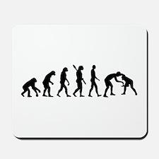 Evolution Wrestling Mousepad