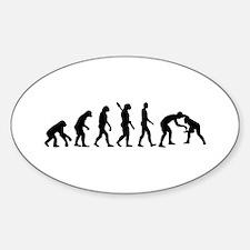 Evolution Wrestling Decal